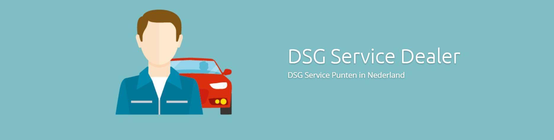 DSG Service Dealer de DSG specialist