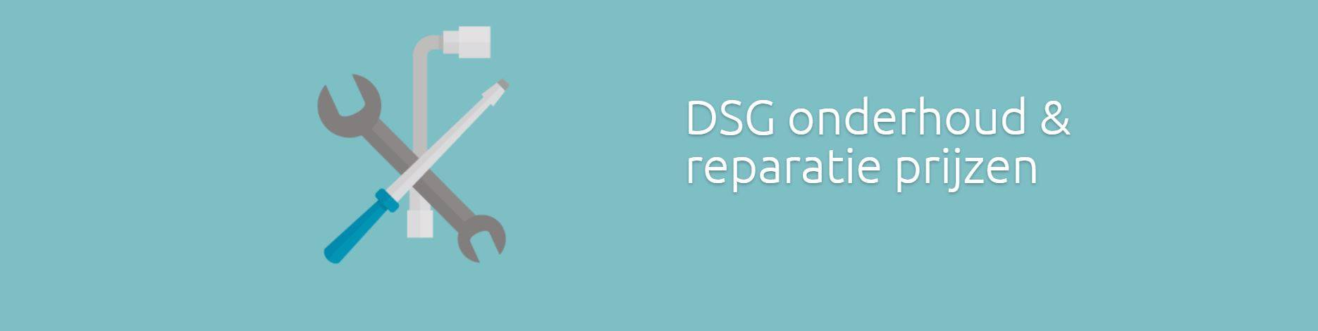 DSG Reparatie Kosten