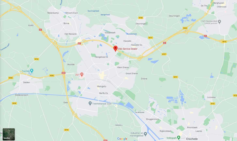 DSG service dealer Hengelo DSG specialist Hengelo Auto Nijkrake